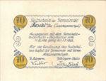 Austria, 70 Heller, FS 215IIr