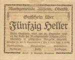 Austria, 50 Heller, FS 32aF