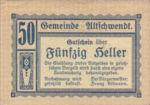Austria, 50 Heller, FS 35Ia