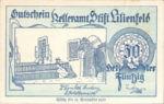 Austria, 50 Heller, FS 526IIa
