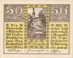 Austria, 50 Heller, FS 57c