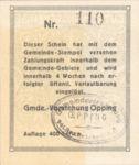 Austria, 20 Heller, FS 710IIa