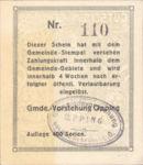 Austria, 50 Heller, FS 710IIa