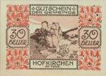 Austria, 30 Heller, FS 387IIIf