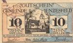 Austria, 10 Heller, FS 179f1