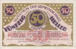 Austria, 50 Heller, FS 721b
