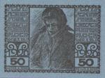 Austria, 50 Heller, FS 754If