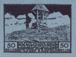Austria, 50 Heller, FS 803IIe