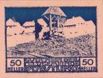 Austria, 50 Heller, FS 803IIf