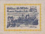 Austria, 50 Heller, FS 808SSIf