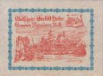 Austria, 60 Heller, FS 808SSIf