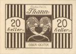 Austria, 20 Heller, FS 1067IIa