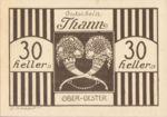 Austria, 30 Heller, FS 1067IIa