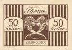 Austria, 50 Heller, FS 1067IIa