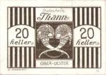 Austria, 20 Heller, FS 1067IIb
