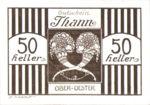 Austria, 50 Heller, FS 1067IIb