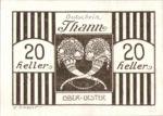 Austria, 20 Heller, FS 1067IIc