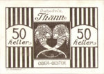 Austria, 50 Heller, FS 1067IIc