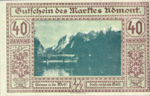 Austria, 40 Heller, FS 6b