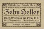 Austria, 10 Heller, FS 1243IVd