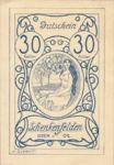 Austria, 30 Heller, FS 958Ia
