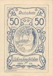 Austria, 50 Heller, FS 958Ia