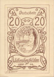Austria, 20 Heller, FS 958Ib