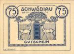Austria, 75 Heller, FS 985IIID