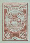 Austria, 20 Heller, FS 994Ia