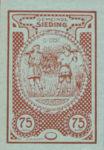 Austria, 75 Heller, FS 994Ia