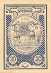 Austria, 20 Heller, FS 994Ic