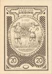 Austria, 20 Heller, FS 994Id