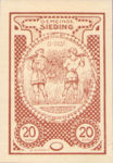 Austria, 20 Heller, FS 994Ie