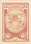 Austria, 75 Heller, FS 994Ie