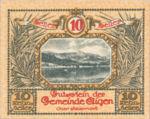 Austria, 10 Heller, FS 14e