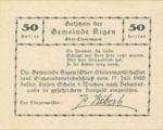 Austria, 50 Heller, FS 14h