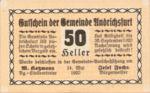 Austria, 50 Heller, FS 41