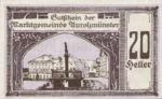 Austria, 20 Heller, FS 69a