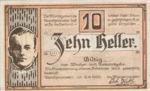Austria, 10 Heller, FS 69b