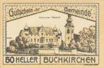 Austria, 50 Heller, FS 114a