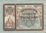 Austria, 50 Heller, FS 83a