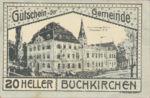 Austria, 20 Heller, FS 114a