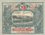 Austria, 10 Heller, FS 14a
