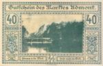 Austria, 40 Heller, FS 6c