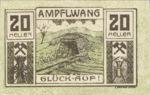 Austria, 20 Heller, FS 36a