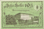 Austria, 10 Heller, FS 96Ia