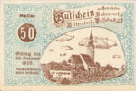 Austria, 50 Heller, FS 112c
