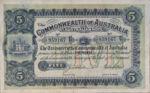 Australia, 5 Pound, P-0005a
