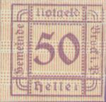 Austria, 50 Heller, FS 107Id