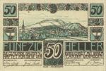Austria, 50 Heller, FS 109a